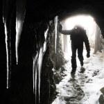 Winter trekking — Stock Photo #37072605