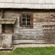 Stock Photo: Wooden house