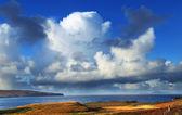 Rocky ocean coastline — Stock Photo