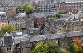 Architectural detail in Edinburgh — Stock Photo