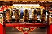Tibetan mantra — Stock Photo