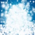 sfondo astratto vacanza, belle luci di Natale splendente, g — Foto Stock