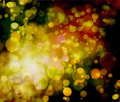 Gold Festive Christmas background. Elegant abstract background w — Stock Photo