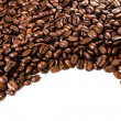 Stock Photo: Roasted Coffee Bebackground