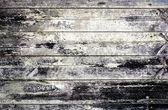 Old wooden black vintage rustic background — Stock Photo