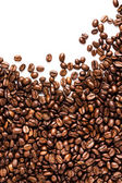 Roasted Coffee Beans background — Stock fotografie