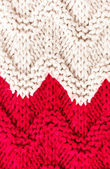 Colorful knitting background texture. — Stock Photo