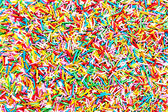 Colored candies — Stock Photo