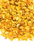 Golden Shiny Raisins — Stock Photo