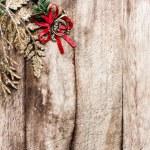 Christmas border — Stock Photo #34461039