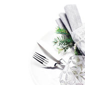 Table setting place — Stock Photo