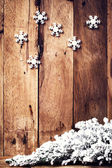 Fond de Noël — Photo