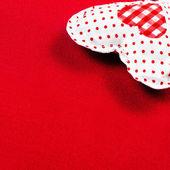 Valentines Beautiful Heart — Стоковое фото