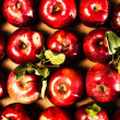 Red Apple Backgrounds — Stock Photo #38706387