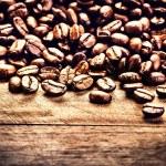 Постер, плакат: Macro Coffee beans