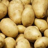 Fondo de patata. — Foto de Stock