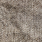 Light natural linen grunge texture for the background — Stock Photo