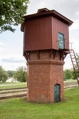Old water tower — Stockfoto