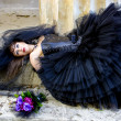 Gothic bride — Stock Photo #33147681