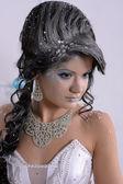 Regina delle nevi — Foto Stock
