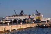 Split,berth — Stock Photo
