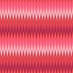 Seamless zigzags geometric pattern — Stock Vector