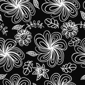 Abstracte voorjaar bloemen achtergrond — Stockvector