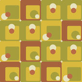 Vintage abstract seamless pattern — Stock Vector