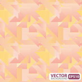 Geometric abstract background — Stock Vector