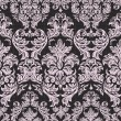 Baroque seamless vintage lace background — Stock Vector #33302025