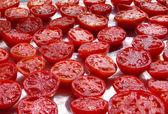 Tomates séchées au soleil — Photo