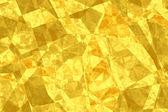 Golden vibrant mosaic background. theta. — Stock Photo