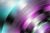 Abstract background - glittering disk. — Stock Photo