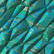 Abstract textured background - fancy polyhedrons 12. — Stock Photo #34198299