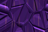 Abstract textured background - fancy polyhedrons 1. — Stock Photo