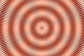 Color radial pattern background - light brown. — Stock Photo
