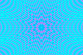Radial halftone mosaic pattern 8. — Stock Photo