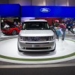 Stock Photo: Ford Flex front