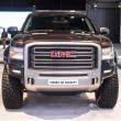 GMC Sierra HD Concept — Stock Photo