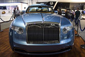 Rolls royce Blue — Stock Photo
