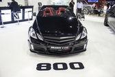 Brabus 800 e v12 svart — Stockfoto