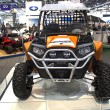 Stock Photo: Polaris front view