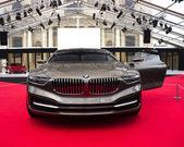 Grand lusso bmw coupe 2013 — Zdjęcie stockowe
