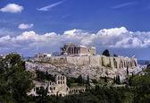 Parthenon  Acropolis, Athens, Greece — Foto de Stock