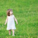 Little girl — Stock Photo #48814493