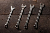 Wrench — Stock Photo
