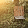 Old Chair — Stockfoto