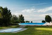 Pool — Foto Stock