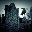 Cemetery night — Stock Photo #39376487