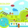 Ecologically friendly production methods — Stock Vector #29924961
